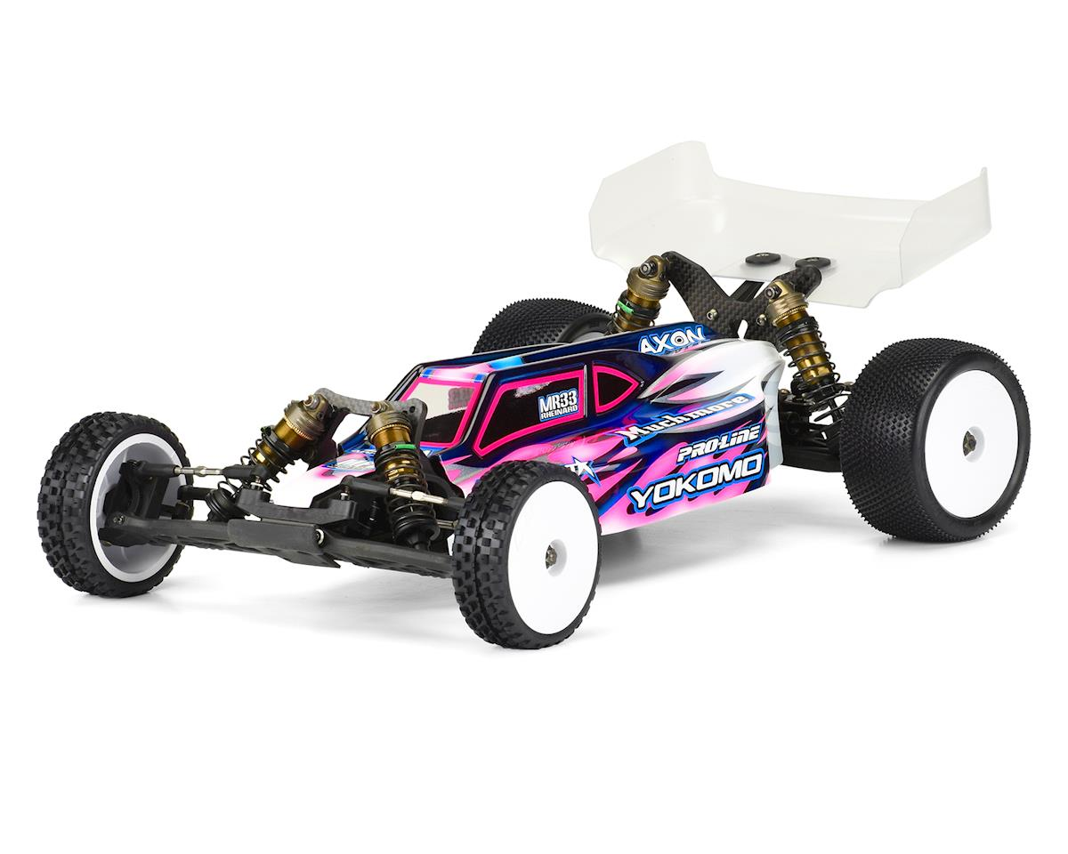 Pro-Line YZ-2 Elite 1/10 Buggy Body (Clear) (Light Weight)