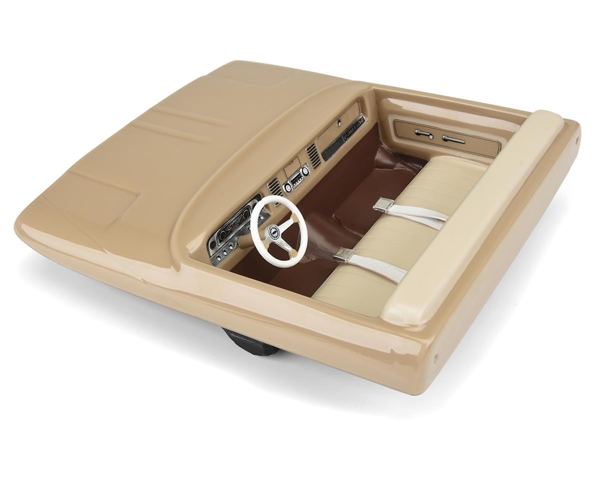 Pro-Line 1/10 Crawler Body Classic Interior (Clear)