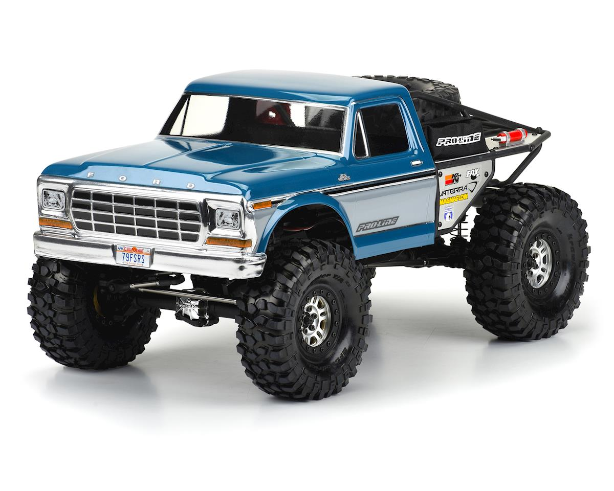 Pro-Line Ascender 1979 Ford F-150 Body (Clear)