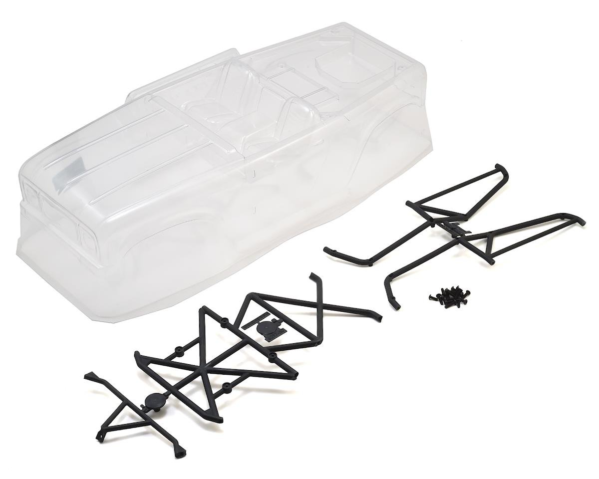 Pro-Line Ambush Crawler Body w/Ridge-Line Trail Cage (12.3 Wheelbase)