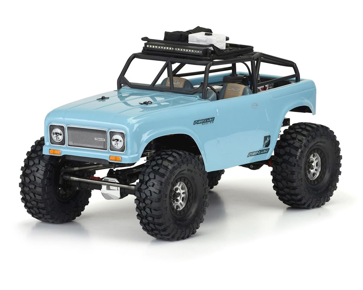 Image 3 for Pro-Line Ambush Crawler Body w/Ridge-Line Trail Cage (12.3 Wheelbase)