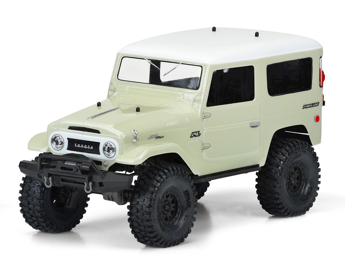 """Pro-Line 1965 Toyota FJ40 12.8"""" Rock Crawler Body (Clear) (TRX-4)"""