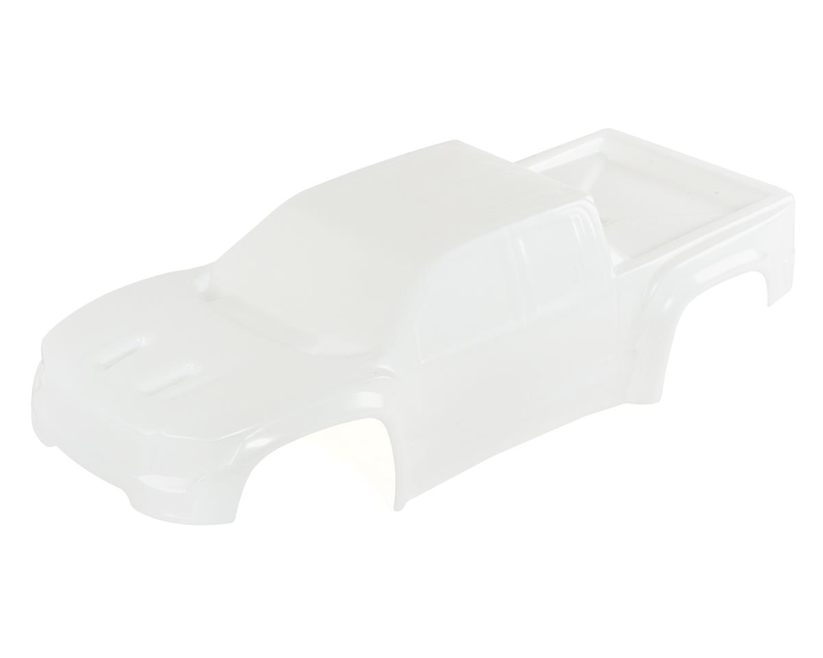 Pro-Line Bash Armor Pre-Cut Monster Truck Body (White) (X-Maxx)