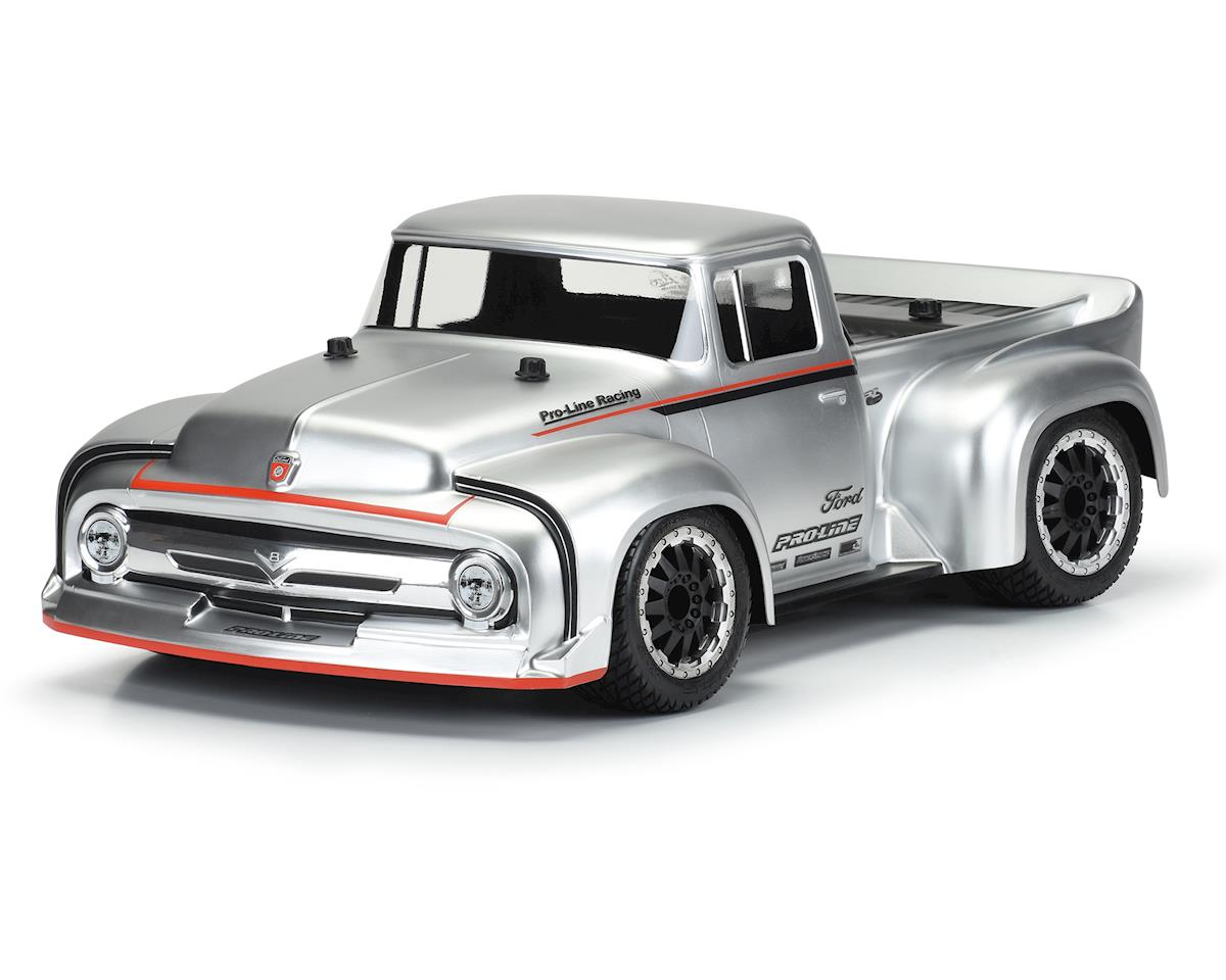 Pro-Line 1956 Ford F-100 Pro-Touring Short Course Body (Clear)