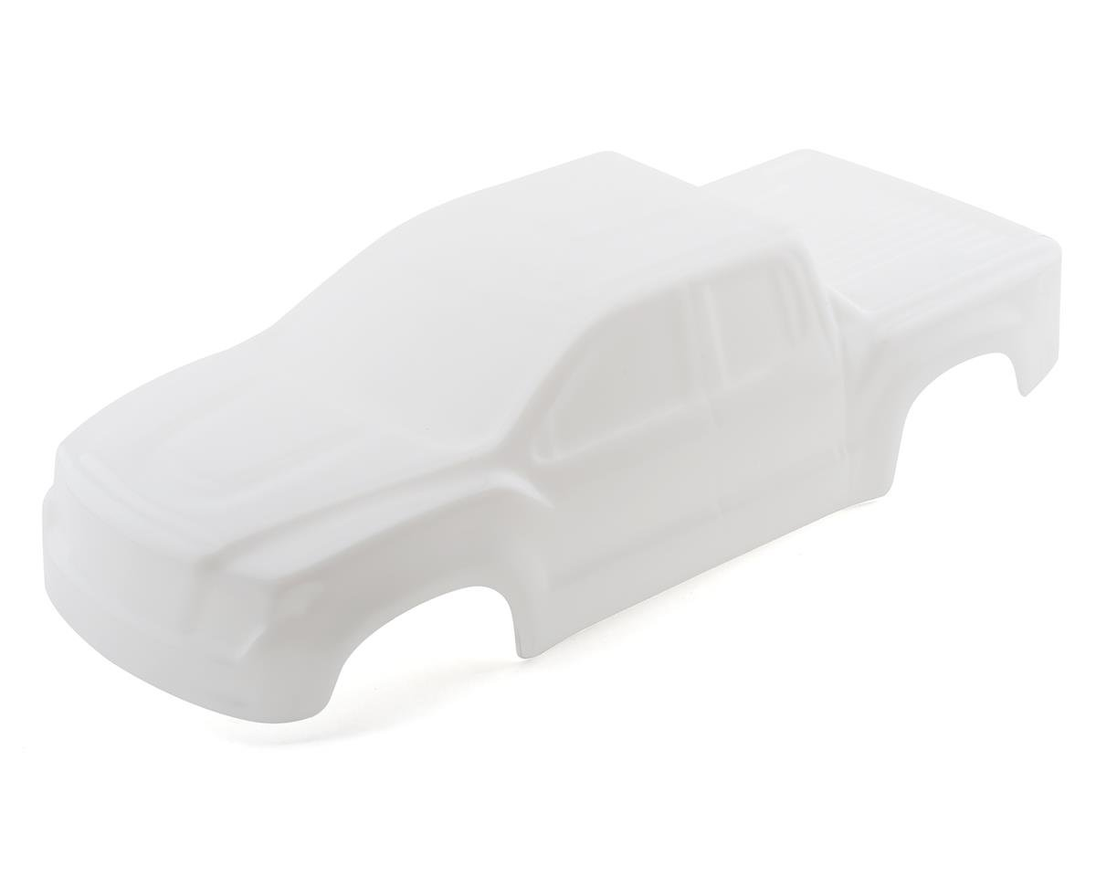 Pro-Line PRO-MT 4x4 Bash Armor Pre-Cut 1/10 Monster Truck Body (White) (Traxxas Stampede 4x4)