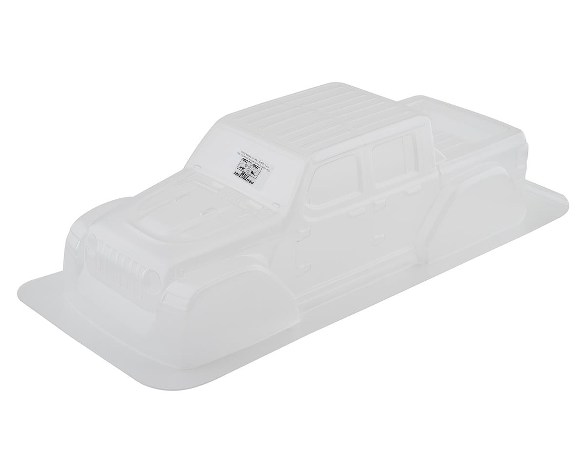 "Pro-Line 2020 Jeep Gladiator 12.3"" Crawler Body (Clear) (Vanquish VS4-10)"