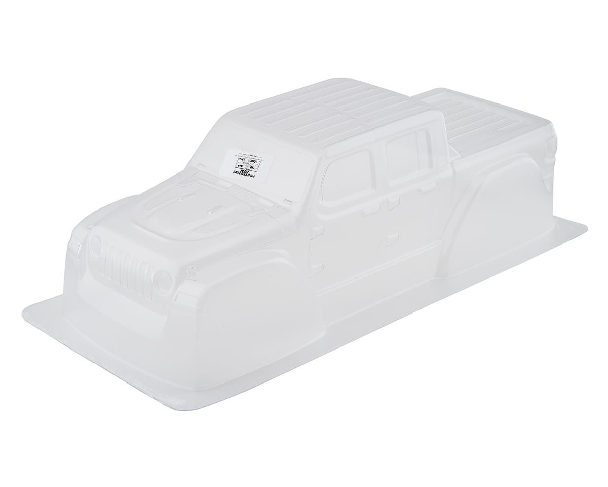 Pro-Line Jeep Gladiator Rubicon Body (Clear) (Slash/Slash 4x4)