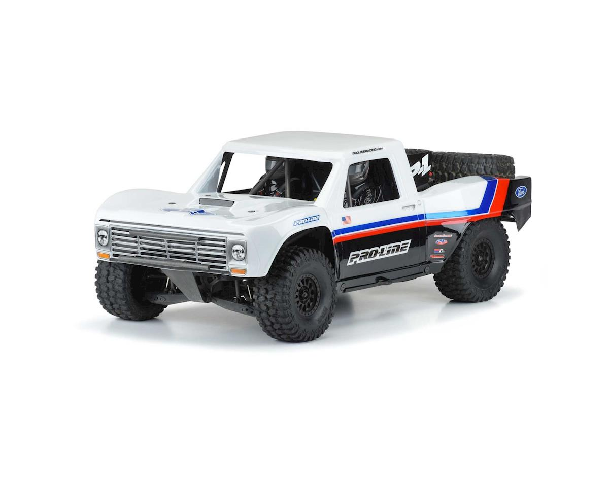 Pro-Line Traxxas UDR 1967 Ford F-100 Race Pre-Cut Truck Body (Clear)