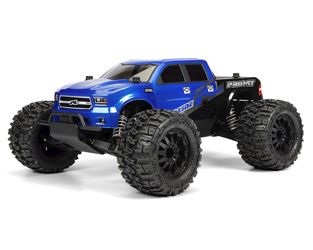 PRO-MT Performance 1/10 Electric 2WD Monster Truck Kit