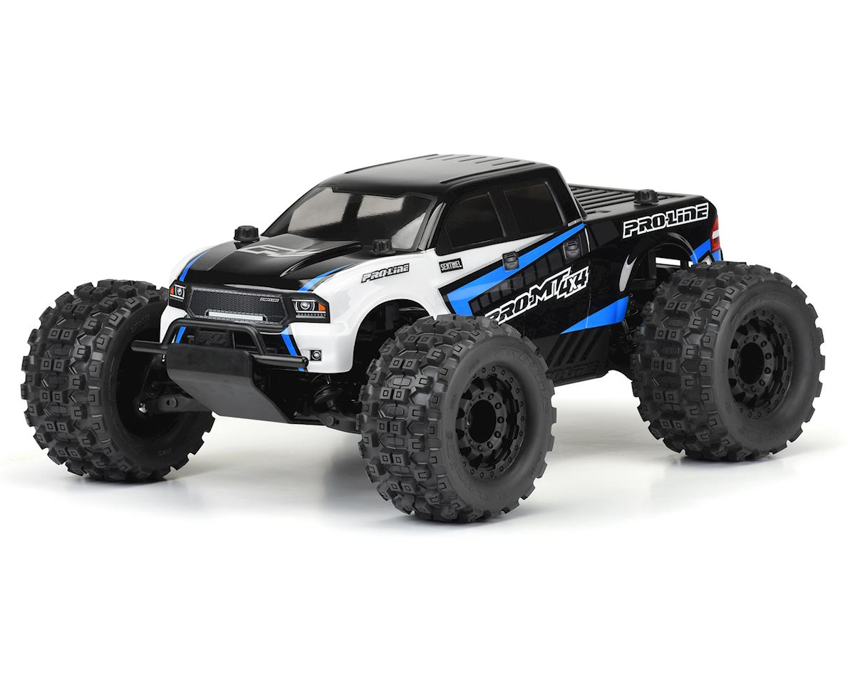 PRO-MT 4x4 4WD 1/10 Monster Truck (Pre-Built Roller)
