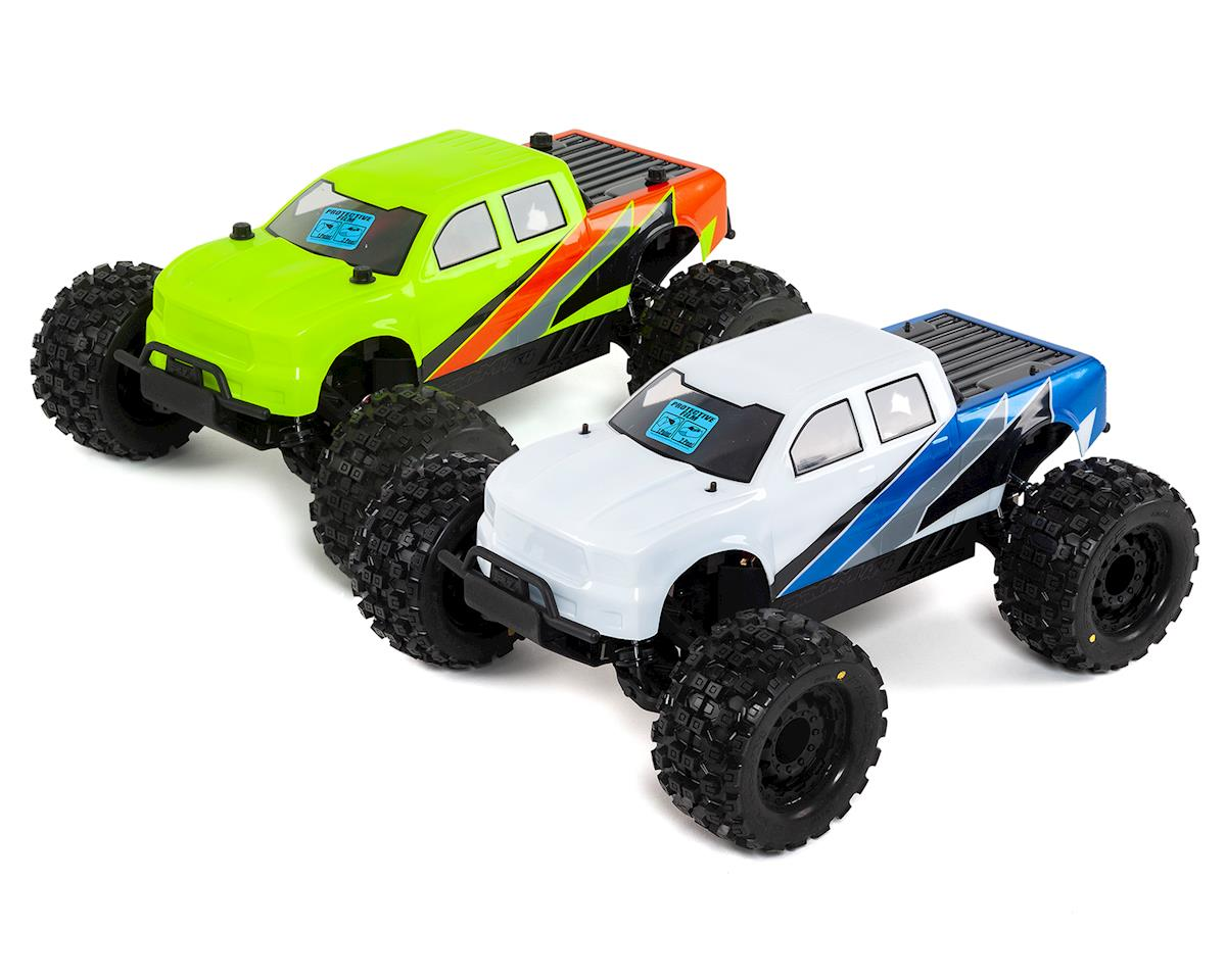 Pro-Line PRO-MT 4x4 4WD 1/10 ARR Monster Truck Pre-Built Roller Combo  w/Installed Servo, Motor, ESC & Painted Body