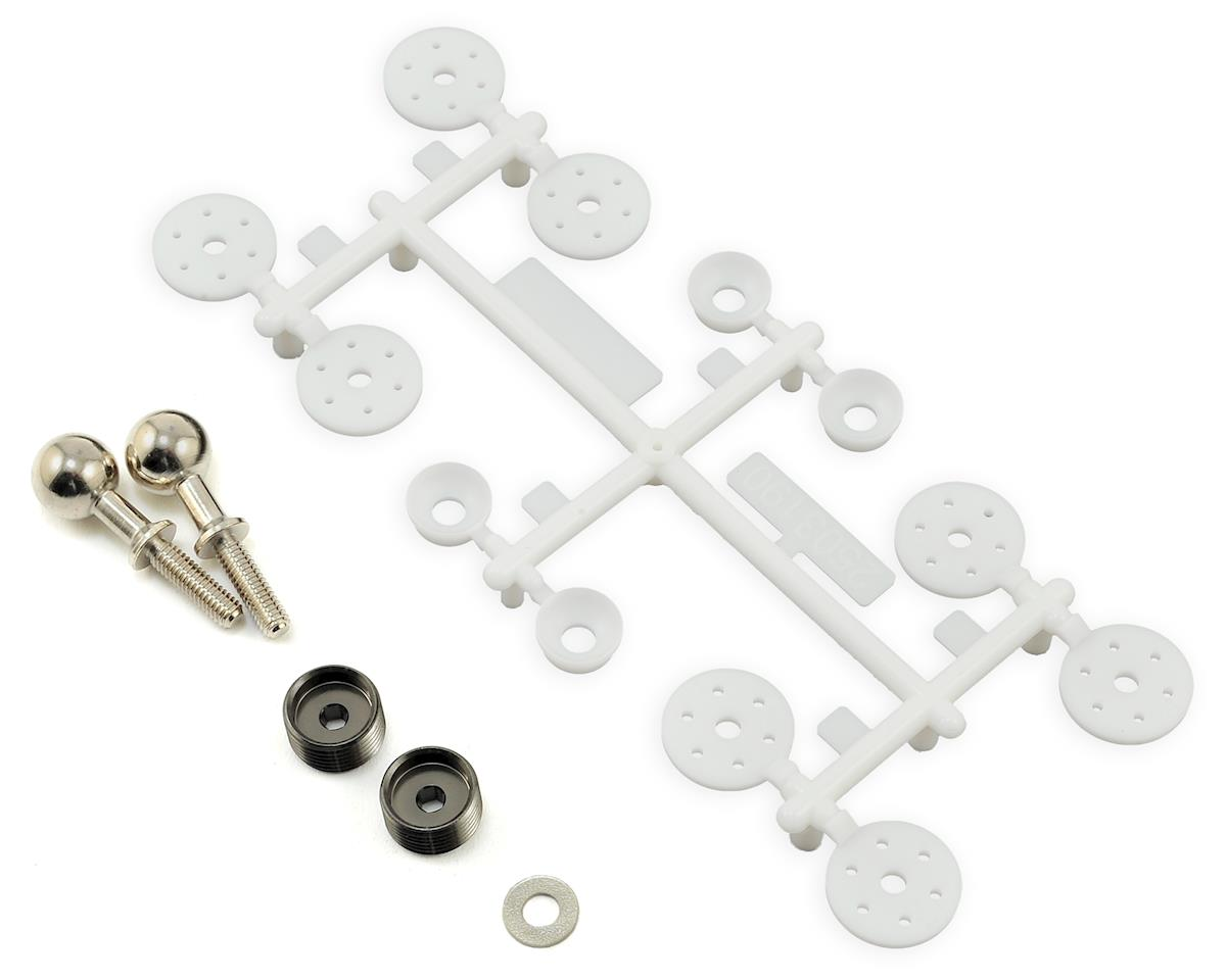 Pro-Line PRO-MT 4x4 Pivot Ball Hardware & Shock Piston Set