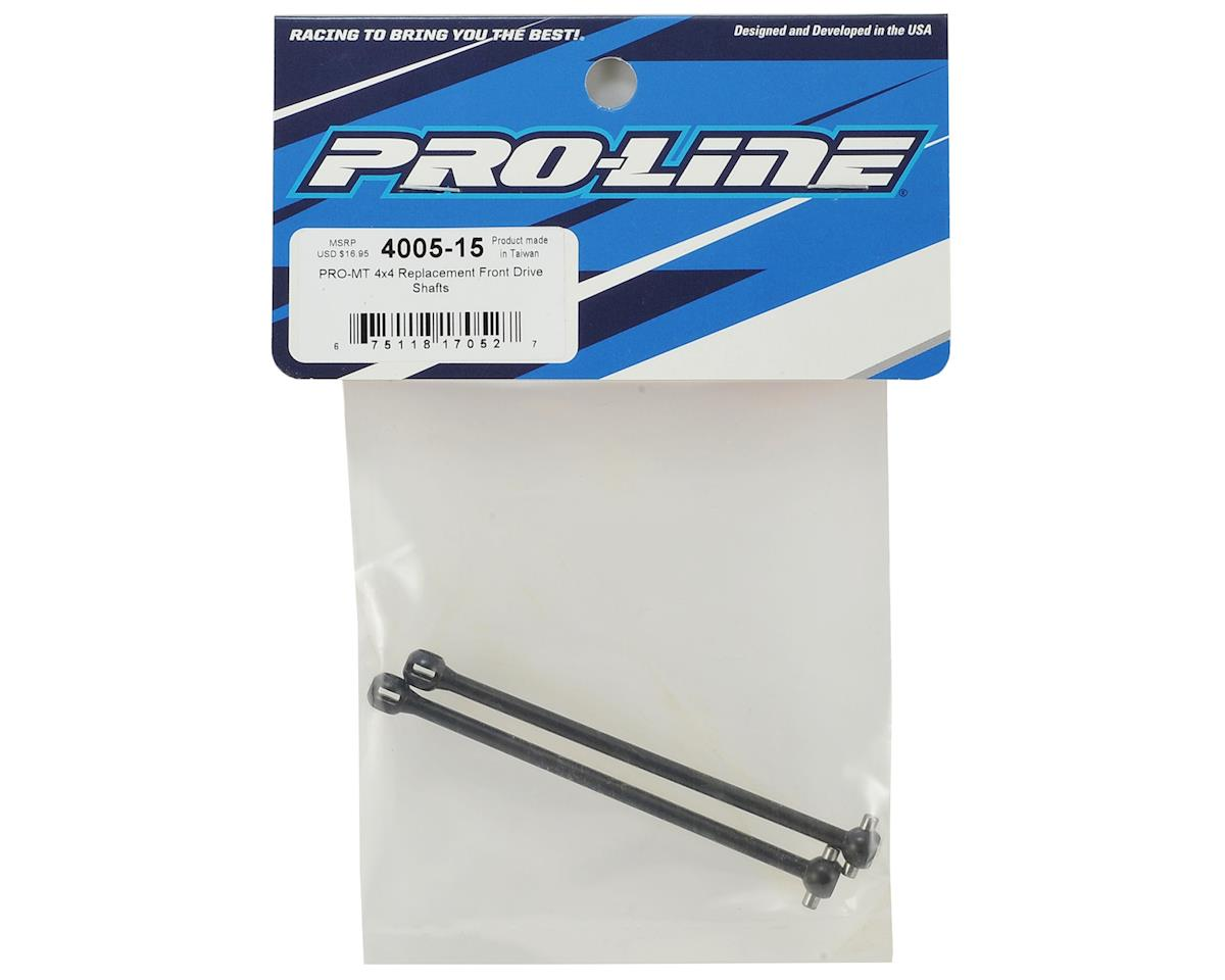 Pro-Line PRO-MT 4x4 Front Drive Shaft (2)