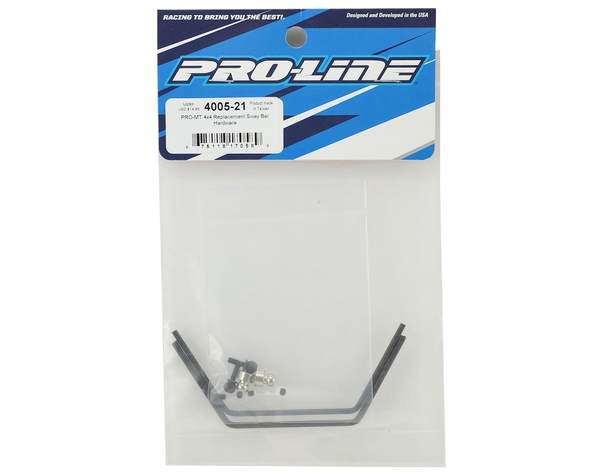 Pro-Line PRO-MT 4x4 Sway Bar Hardware Set