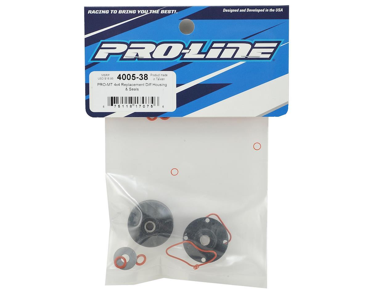 Pro-Line PRO-MT 4x4 Differential Housing & Seal Set
