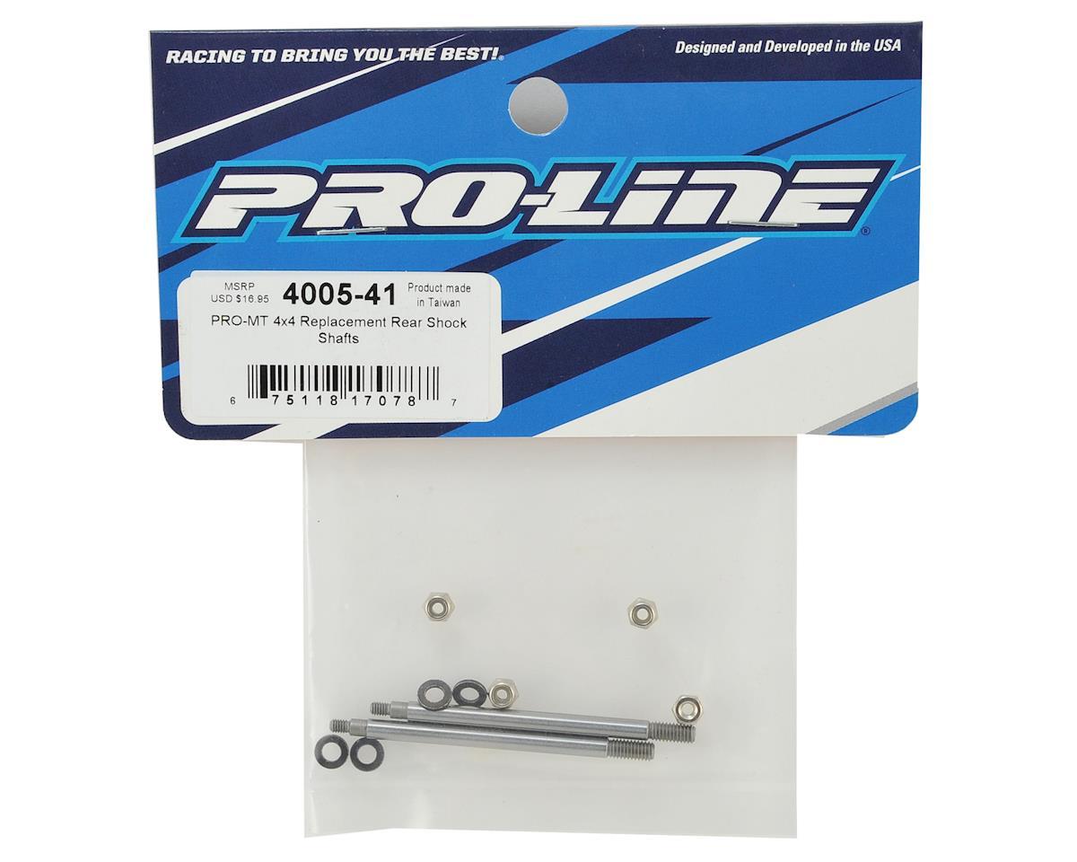 Pro-Line PRO-MT 4x4 Rear Shock Shaft (2)