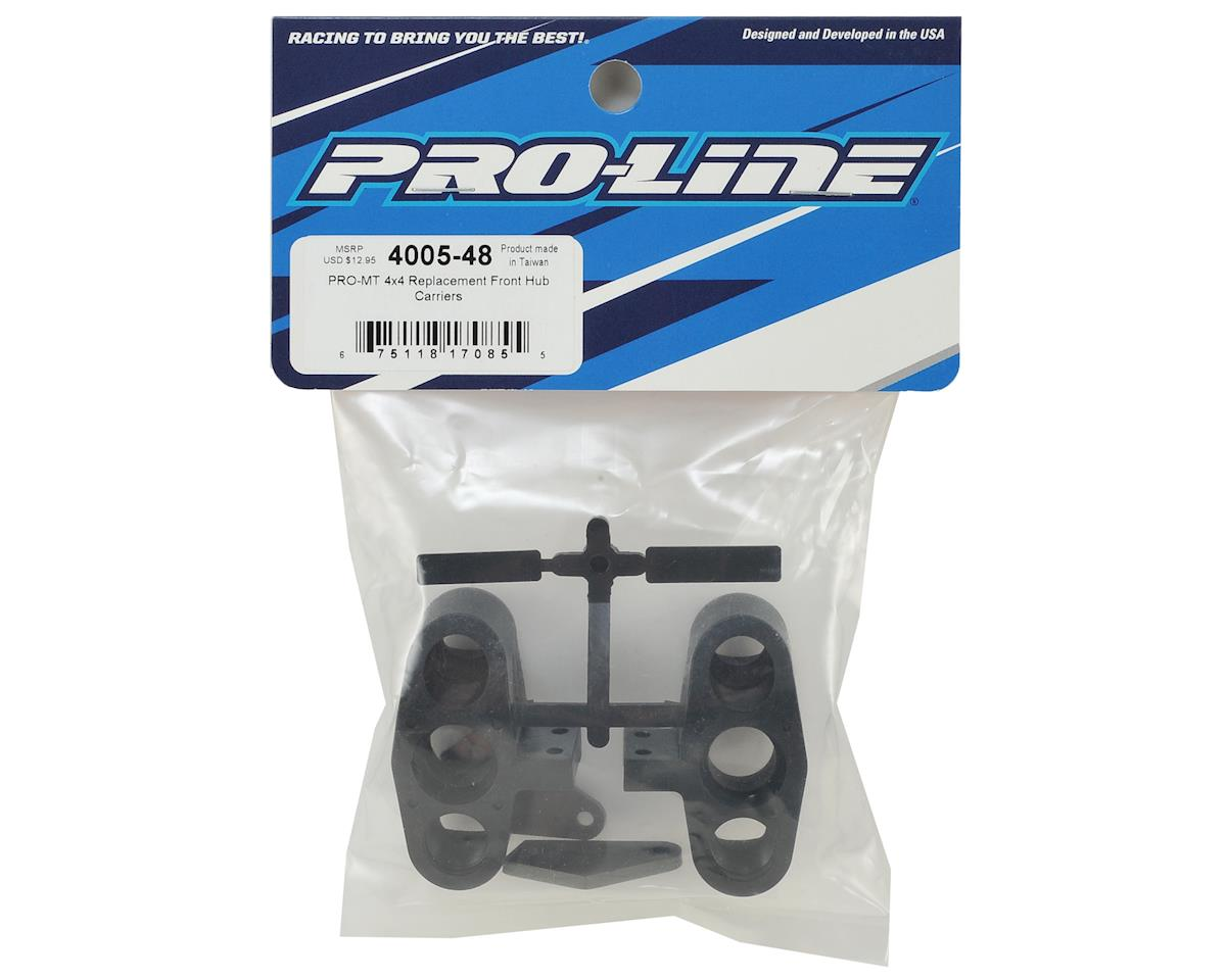 Pro-Line PRO-MT 4x4 Front Hub Carrier Set