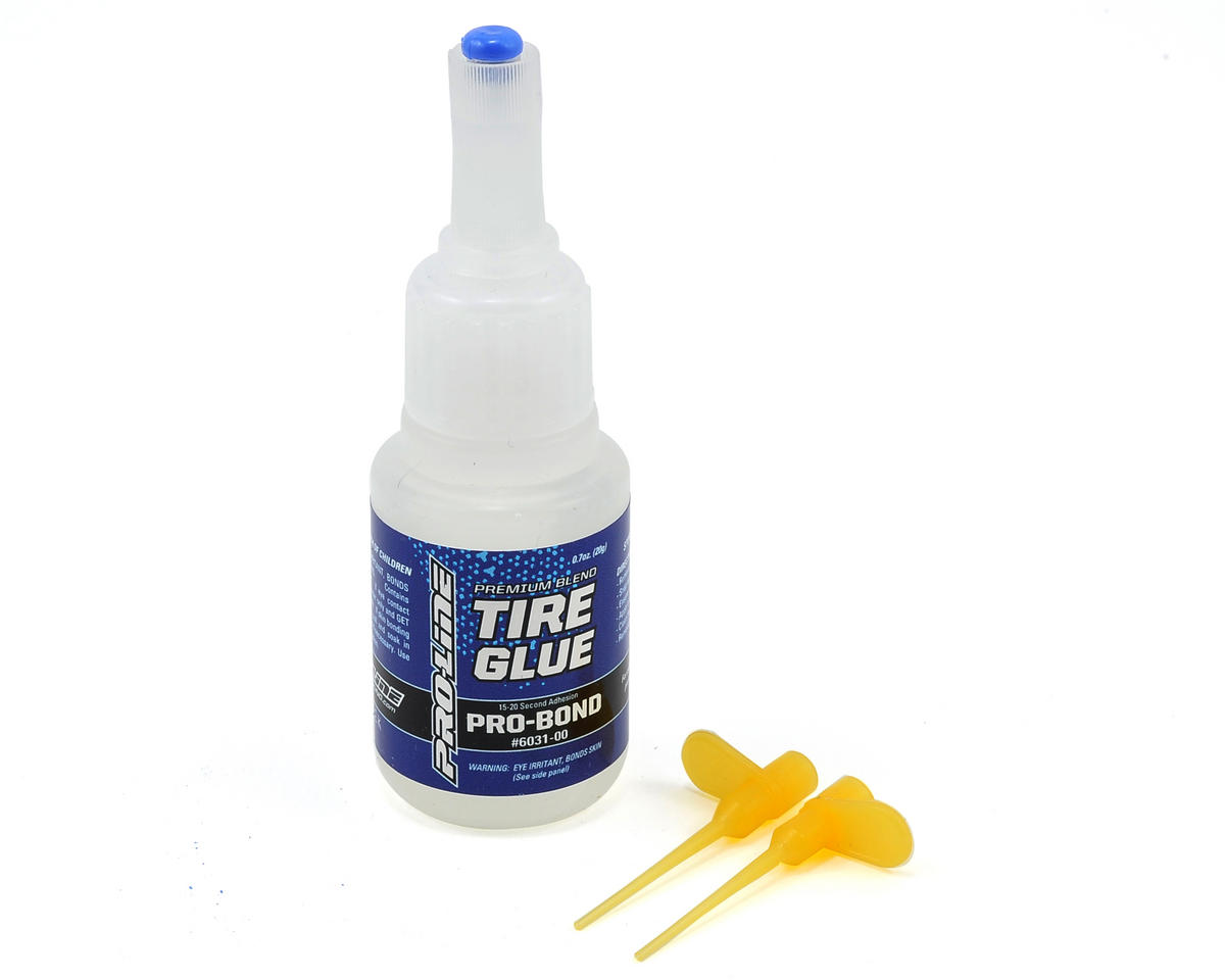 Pro-Line Pro-Bond CA Tire Glue (0.7oz) | alsopurchased