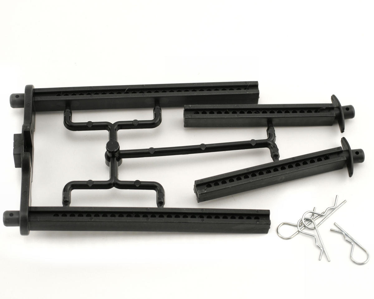 Pro-Line Extended Front & Rear Body Mounts (Revo)