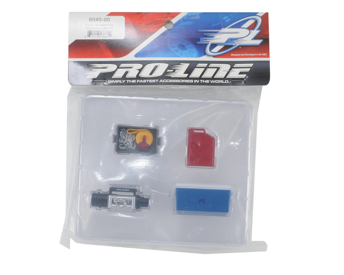 Pro-Line Rock Crawler Scale Accessory Assortment #1