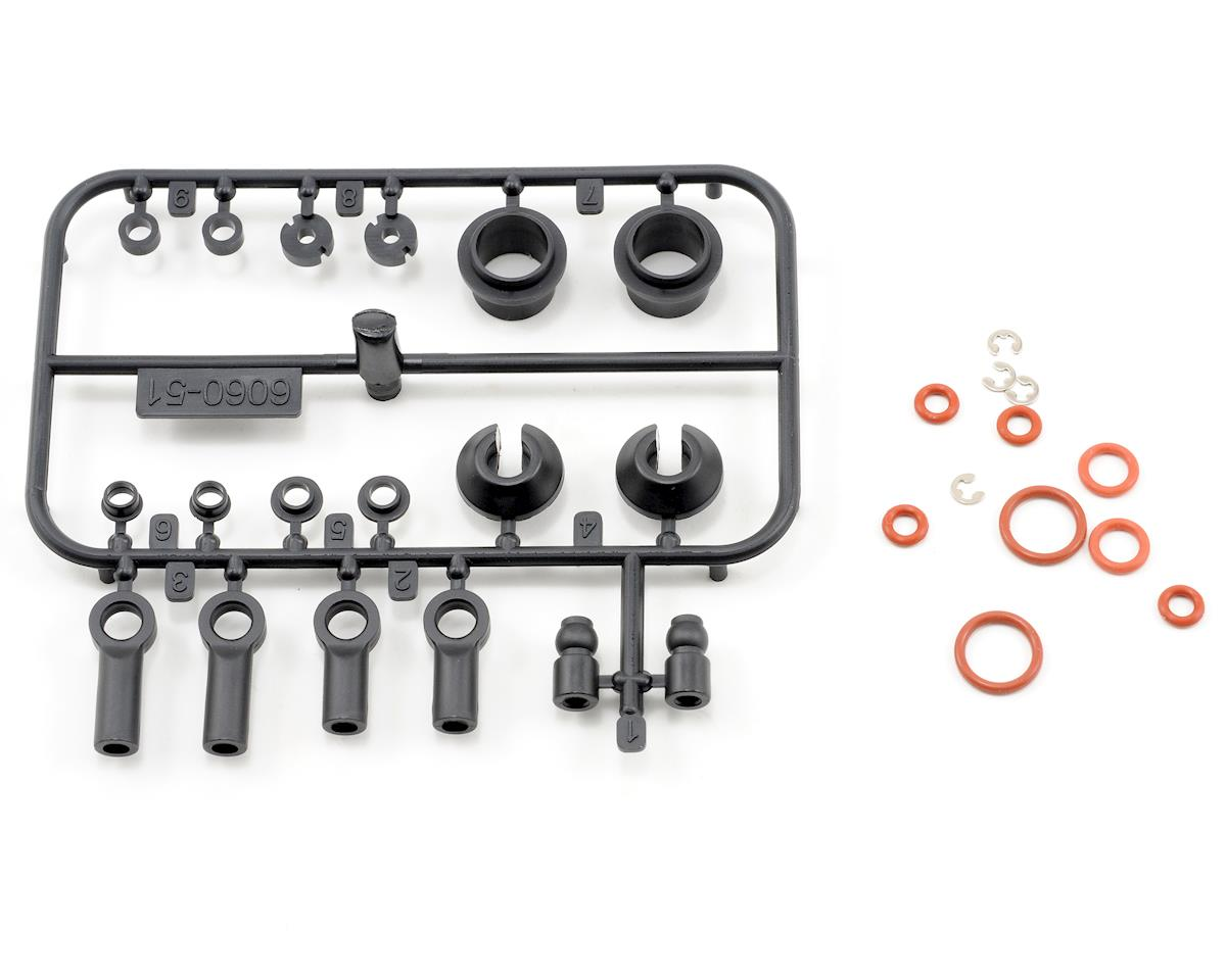 Pro-Line Racing PowerStroke Scaler Shock Rebuild Kit w/Plastics