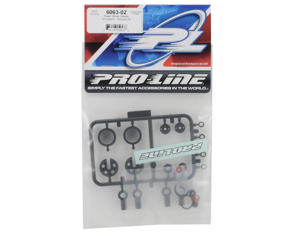 Pro-Line PowerStroke Shock Rebuild Kit (Slash)
