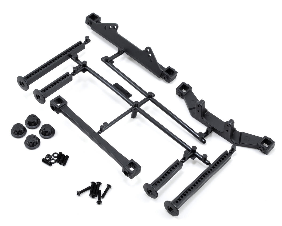 Pro-Line Extended Front & Rear Body Mount Set (Traxxas Slash)