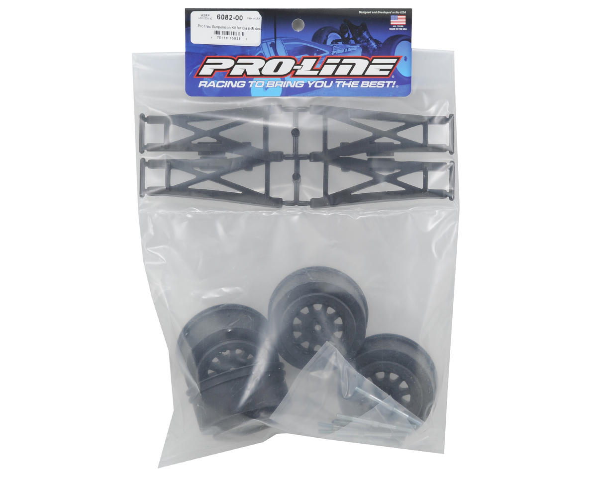 ProTrac Suspension Kit (Slash 4x4) by Pro-Line