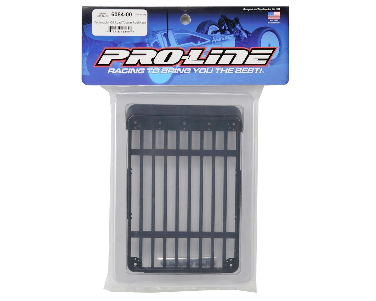 Pro-Line Rectangular Off Road Tubular Roof Rack