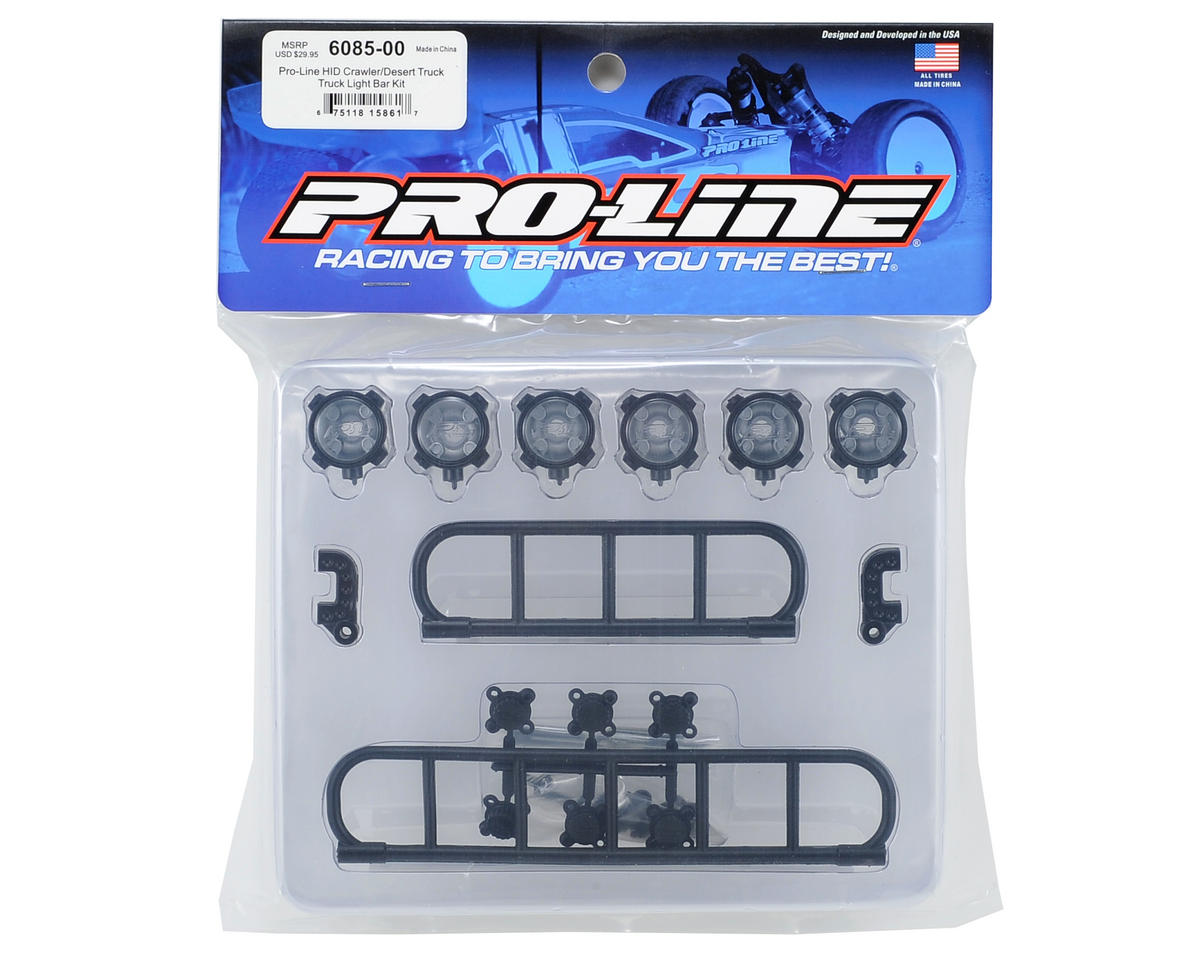 Pro-Line HID Crawler/Desert Truck Light Bar Kit