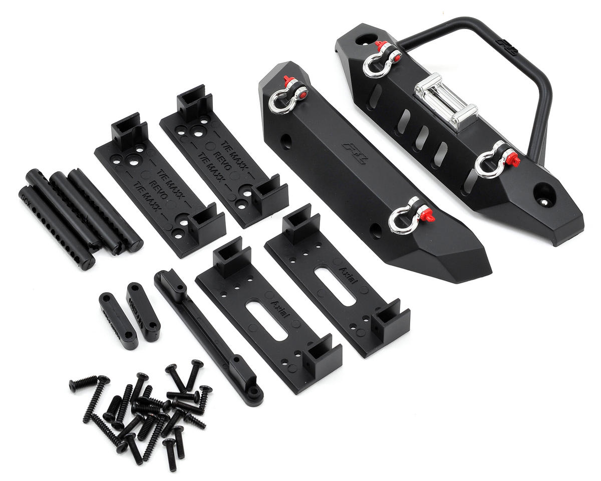 Pro-Line Ridge-Line Bumper Kit (Narrow) (Traxxas Revo)