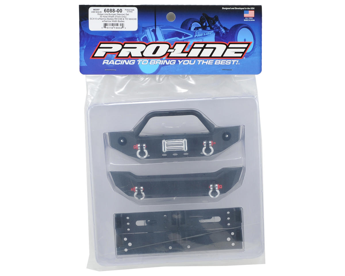 Pro-Line Ridge-Line Bumper Kit (Narrow)