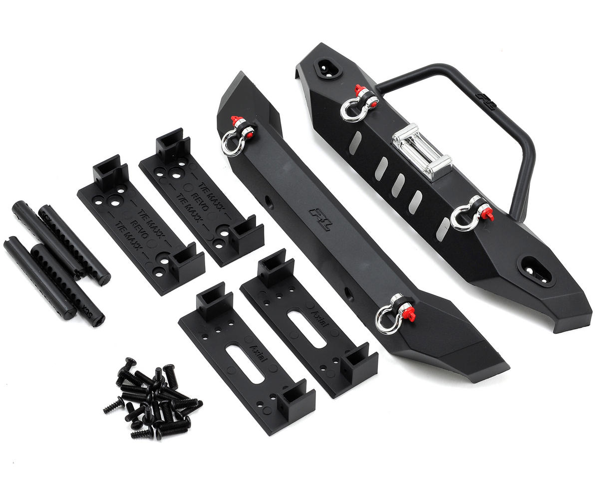 Pro-Line Ridge-Line Bumper Kit (Wide) (Axial SCX10)