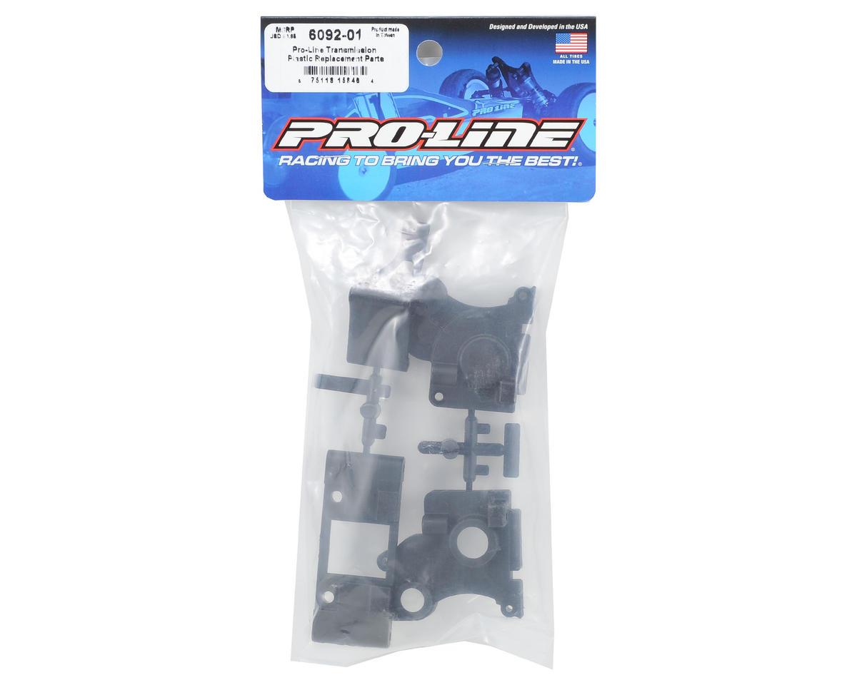 Pro-Line Plastic Transmission Case Set