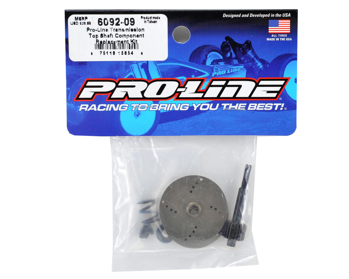 Top Shaft Component Replacement Kit by Pro-Line