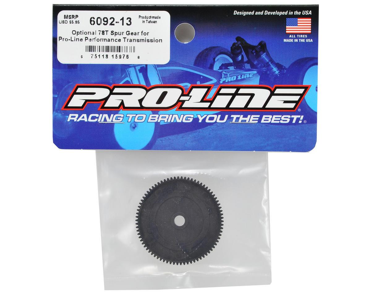 Pro-Line 48P Spur Gear (78T)