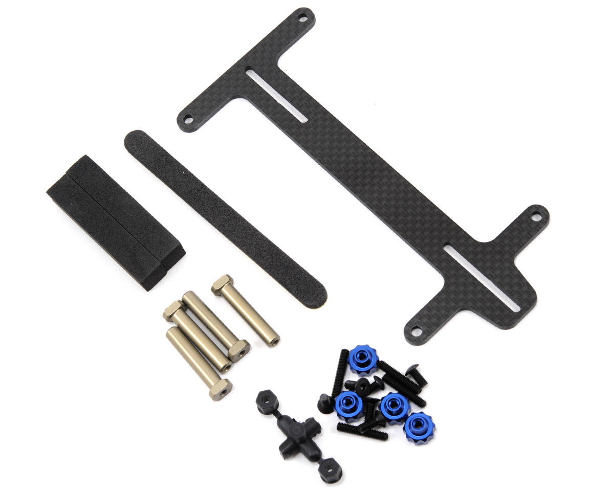 Pro-Line PRO-2 Carbon Fiber Battery Brace (-8mm)