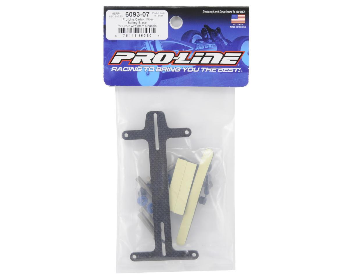 Pro-Line PRO-2 Carbon Fiber Battery Brace (-8mm)