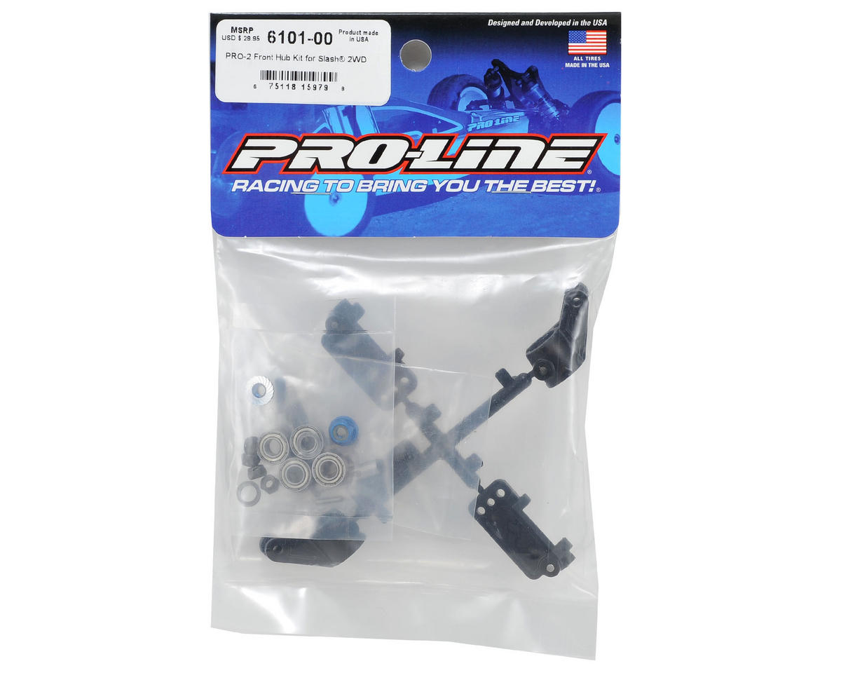Pro-Line PRO-2 Slash Front Hub Kit