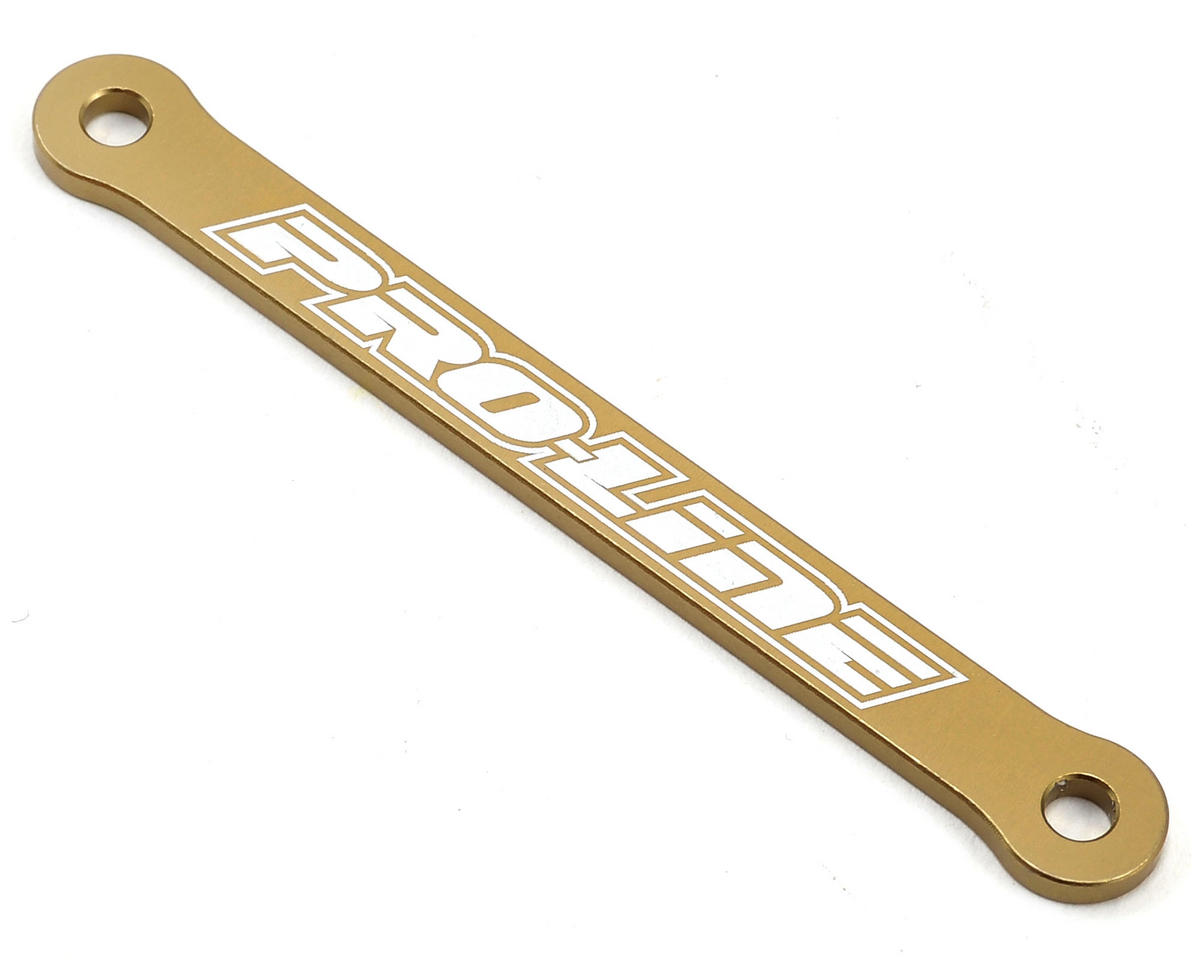 Pro-Line PRO-2 Slash Hard Anodized Front Hinge Pin Brace