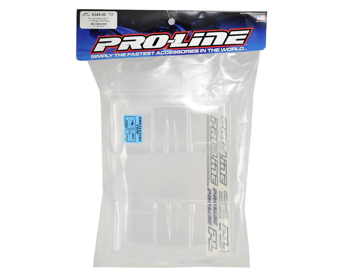 "Pro-Line Stabilizer 1/10 Buggy Wing (7"" Wide) (2)"