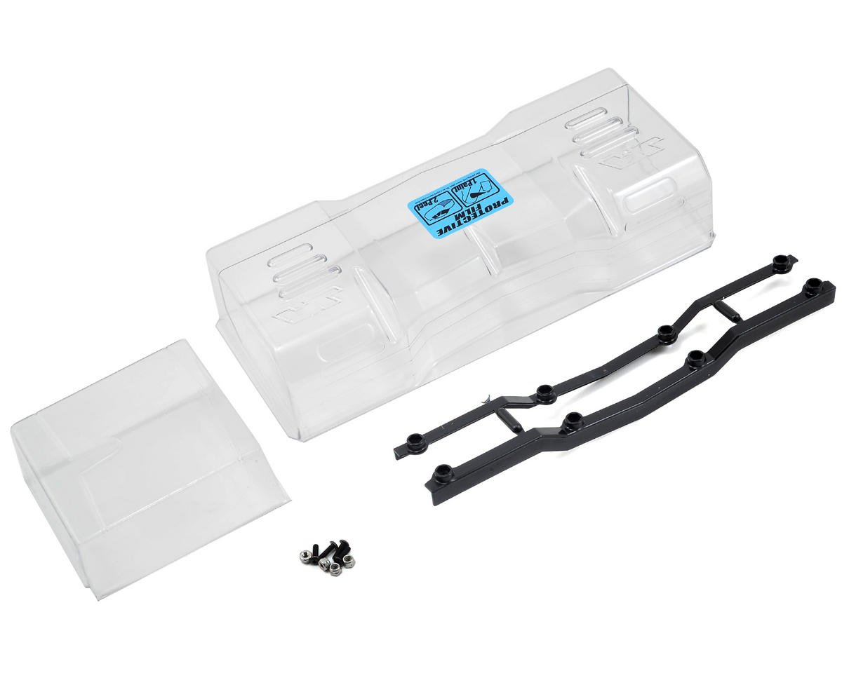Pro-Line Trifecta Lexan 1/8 Off Road Wing (Clear) (2) (Hot Bodies D8)