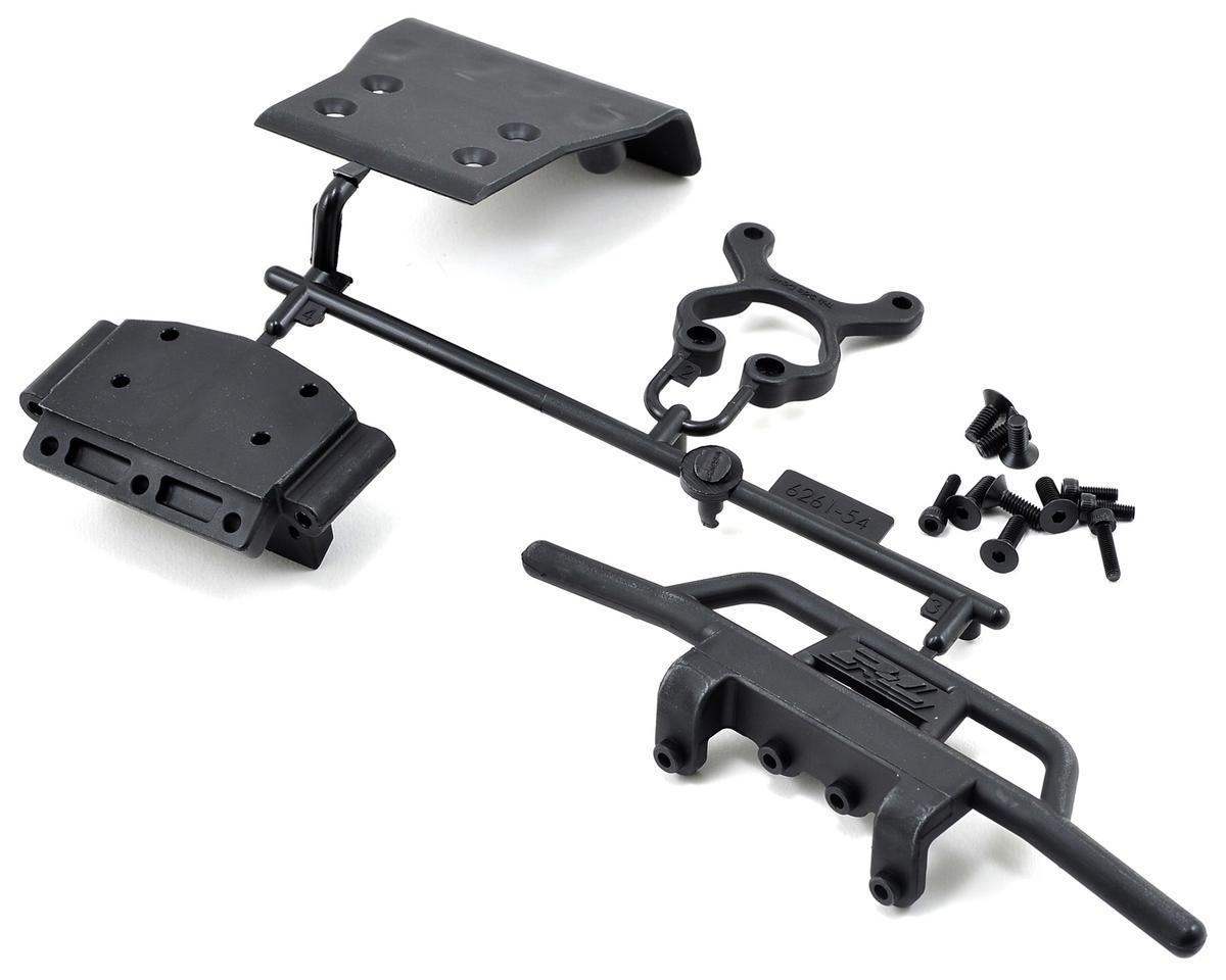 Pro-Line PRO-MT Front Bumper & Bulkhead Set