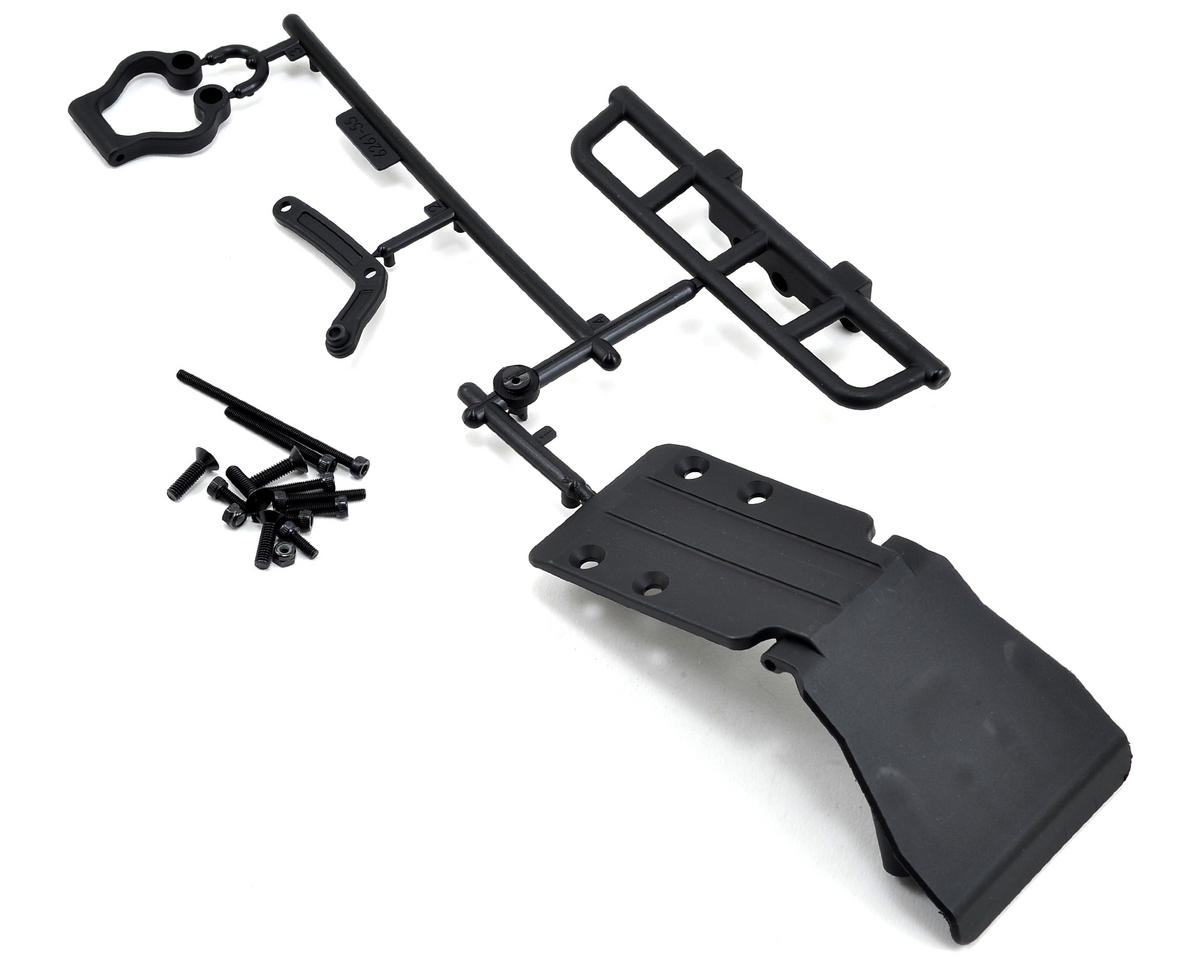 Pro-Line PRO-MT Rear Bumper Set