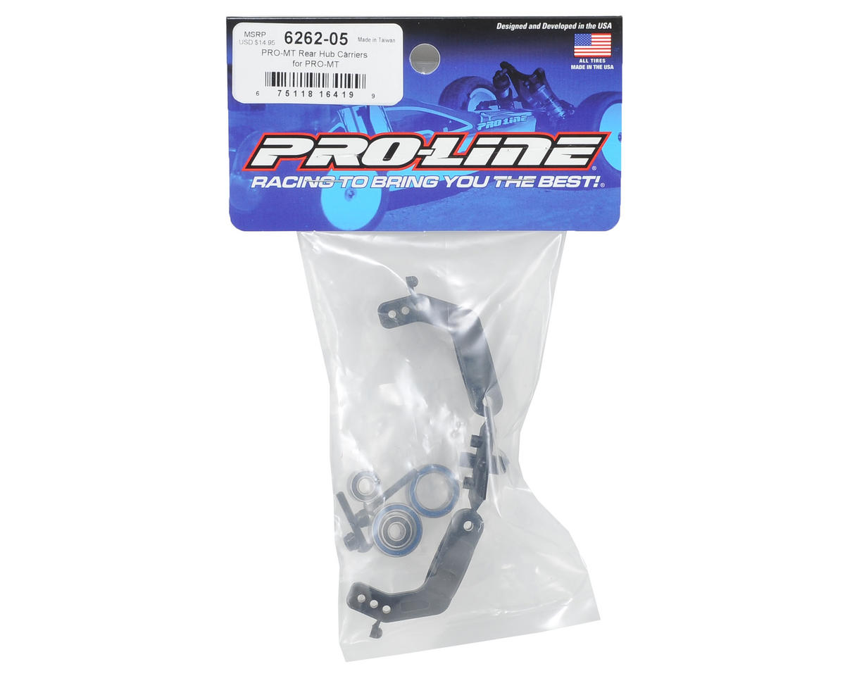 Pro-Line PRO-MT Rear Hub Carrier Set