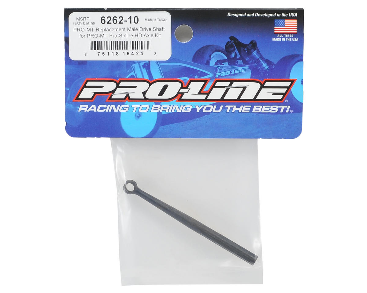 Pro-Line Pro-Spline HD Male Drive Shaft