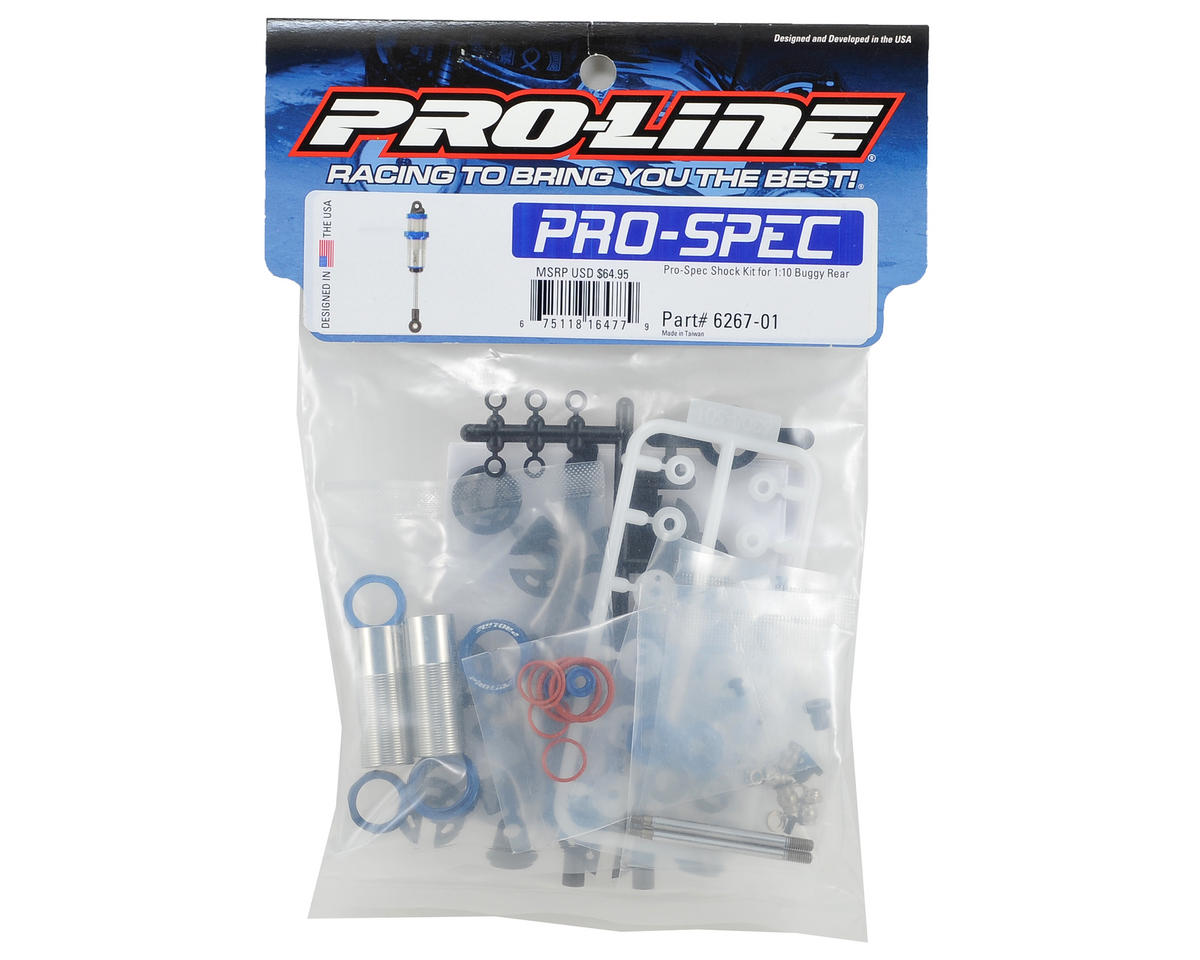 Pro-Line Pro-Spec Rear 1/10 Buggy Shock Kit