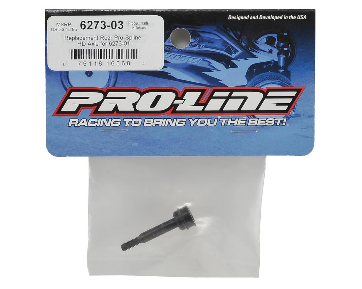 Pro-Line Pro-Spline Rear HD Axle