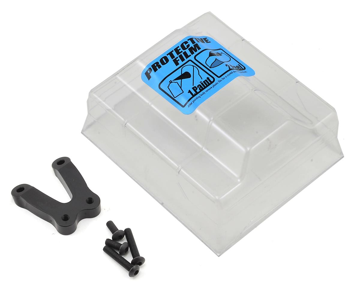Front Wing & Aluminum Mount (YZ-2) by Pro-Line