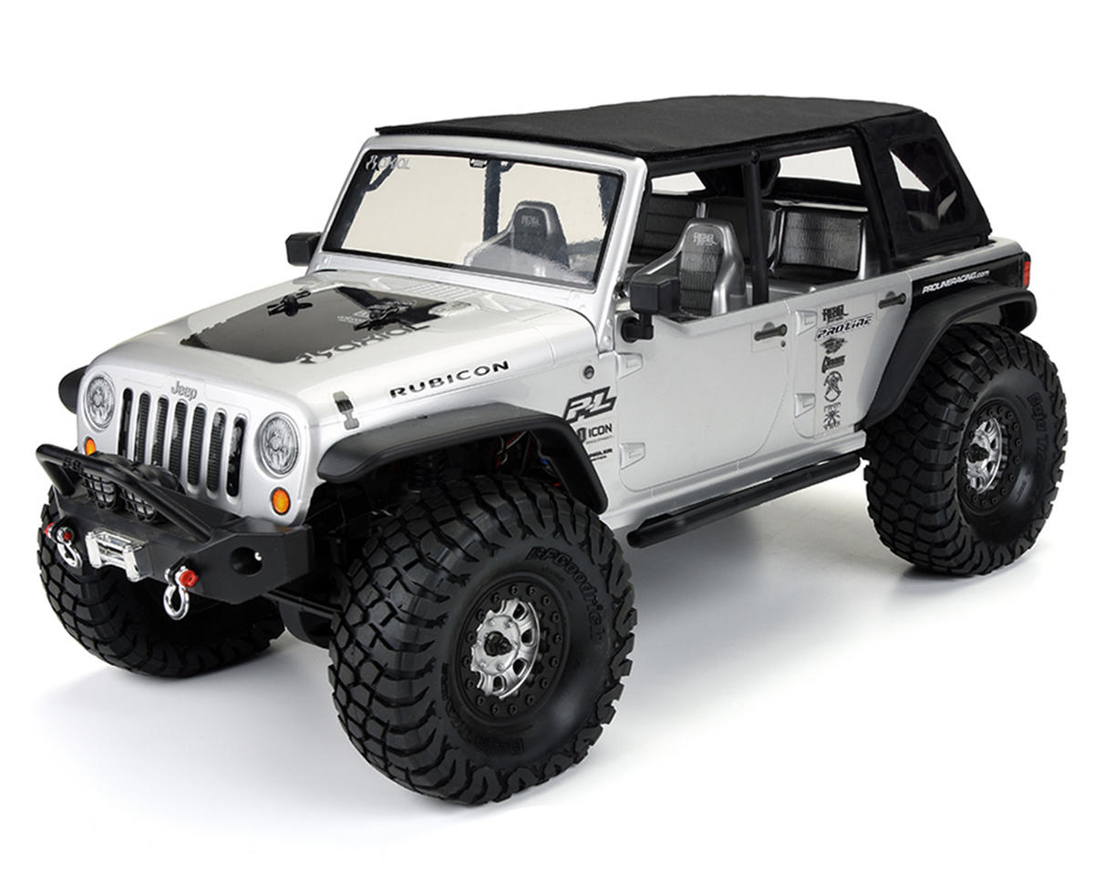 Pro Line Scx10 Jeep Wrangler Unlimited Rubicon Timberline